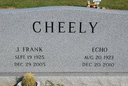 Joel Frank Cheely