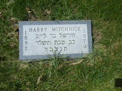 Harry Mitchnick