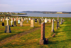 New Sandwick Cemetery