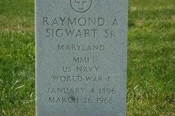 Raymond A Sigwart, Sr