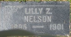 Lilly Nelson