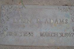 Lynn Eugene Adams