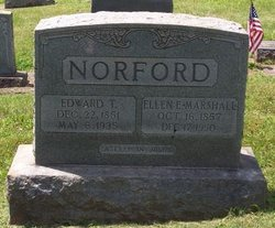 Edward Thomas Norford