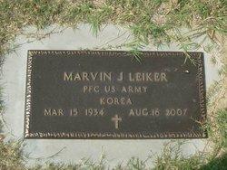 Marvin J Leiker