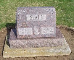 Alda <I>Burkett</I> Slade