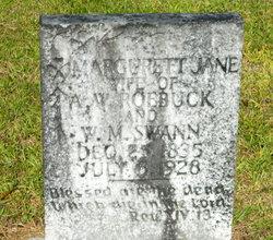 Margaret Jane Roebuck Swann