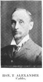 Taliaferro Alexander