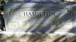 "Bess Mae ""Gigi"" <I>Long</I> Hamilton"