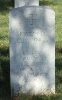 Joseph David Cummings