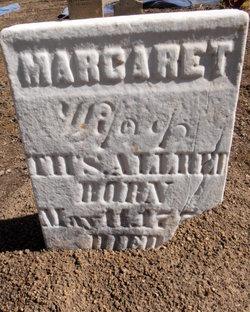 Margaret <I>Allredge</I> Allred