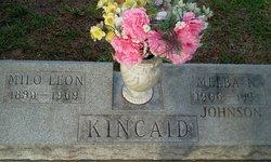 Melba Nancy <I>Rice</I> Kincaid Johnson