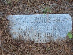T. J. Davidson