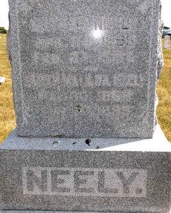 Sarah Matilda <I>Morlan</I> Neely