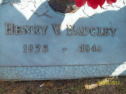 Henry Vinton Badgley