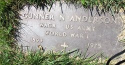 Gunner Nathaniel Anderson