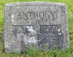 Leander Anthony