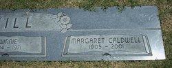 Inez Margaret <I>Hill</I> Caldwell
