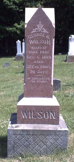 """George R. """"Tug"""" Wilson"""