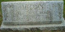 Barney Efton McCuan