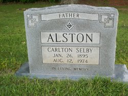 Carlton Selby Alston