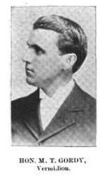 Minos Talbot Gordy, Jr