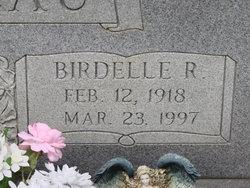 Birdelle <I>Rigdon</I> Boulineau