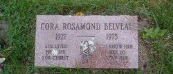 Cora Rosamond Belveal