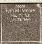 Fern Maxine <I>Moore</I> Kodat