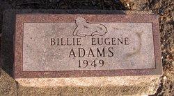 Billie Eugene Adams