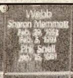 Sharon <I>Memmott</I> Webb