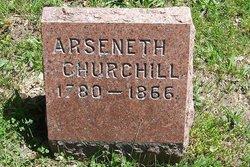 Arseneth Churchill