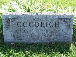 Frejah M <I>Brazee</I> Goodrich