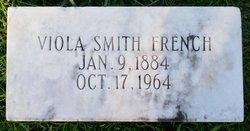 Viola <I>Smith</I> French