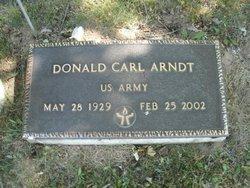 Donald Carl Arndt