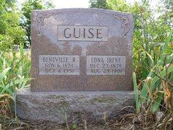 Edna Irene <I>Morgan</I> Guise