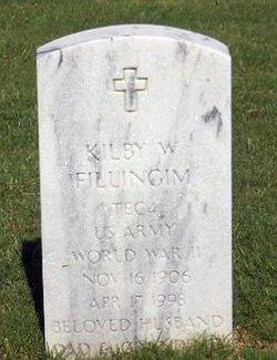 Kilby W Fillingim