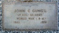John Charles Gung'l