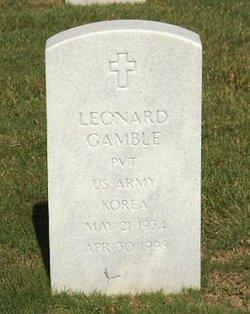Leonard Gamble