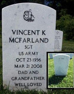 Sgt Vincent Kirt Mcfarland