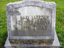 Mary <I>Yarrison</I> Graham