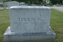 Benjamin Gideon Davidson