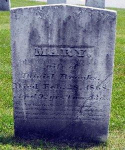 """Mary """"Molly"""" <I>Spinney</I> Brooks"""