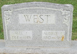Audrey Ellen West