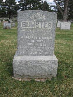 Margaret Teresa <I>Hogan</I> Bumster