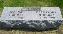 Rev Lewis Hartsough