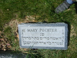 Mary <I>Goodman</I> Pochter
