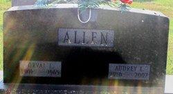 Audrey Louise <I>Wilcox</I> Allen