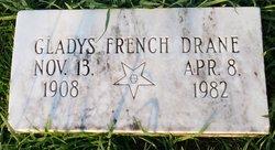 Gladys <I>French</I> Drane