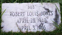 """Robert Louis """"Bob"""" Jones"""