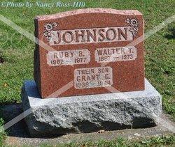 Grant G Johnson
